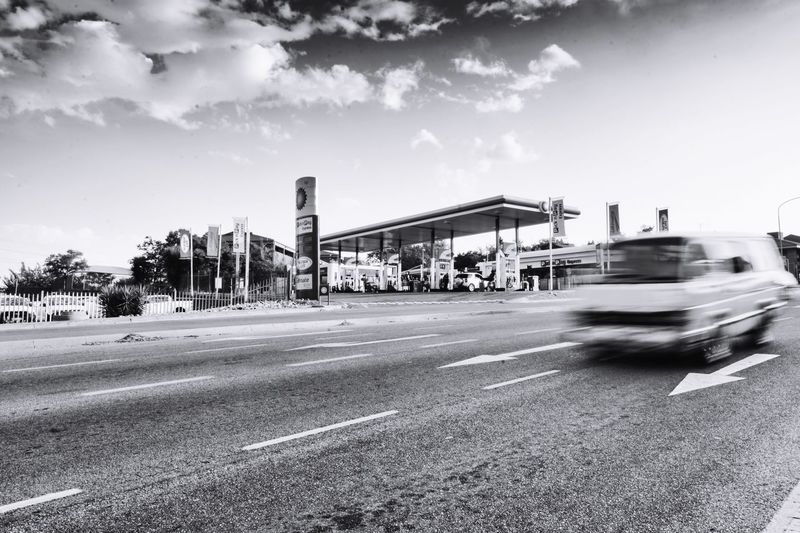 The Street Photographer - 2017 EyeEm Awards Southafrica Blurred Motion Transportation Motion Road