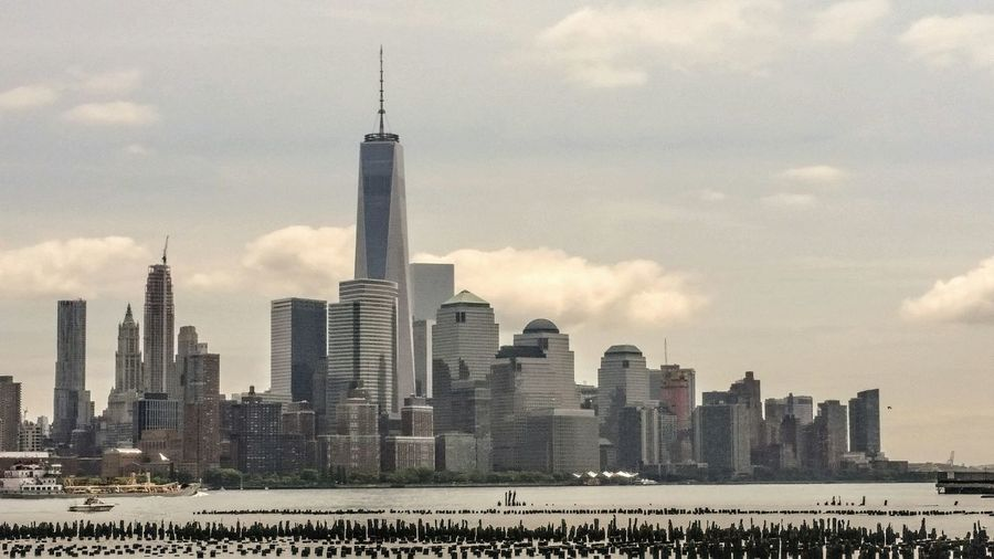 One World Trade Center Financialdistrict  Downtown Nyc New York City Manhattan Architecture