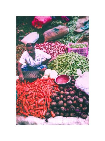 High Angle View No People Indoors  Day Close-up Freshness Kodaidairies Farmer Occupation Indianphotography Moodygrams India_gram Indiaclicks Scenics Market Street Outdoors Streetphotography Streetsofindia👣 Cityscapes Gameofcolors Agriculture EyeEm Selects India_ig Indianphotographer Indiaincredible