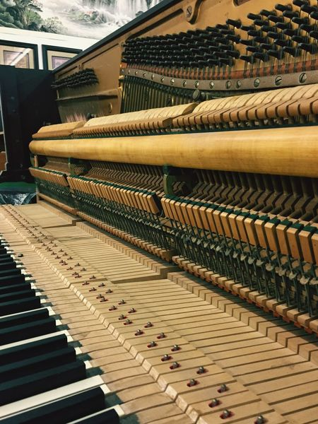 Musical Instrument Music No People Piano Indoors  Piano Insides