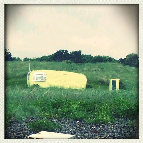Caravan Outhouse Vintage Mornington_beach