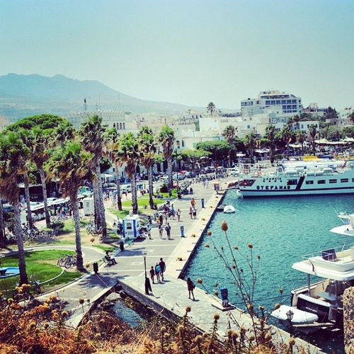 Kos city Greece Kos View Beautiful Beauty Photo Picture Photography Griekenland Summer Summerday Vacation Holiday Hot Haven Stad City Castle