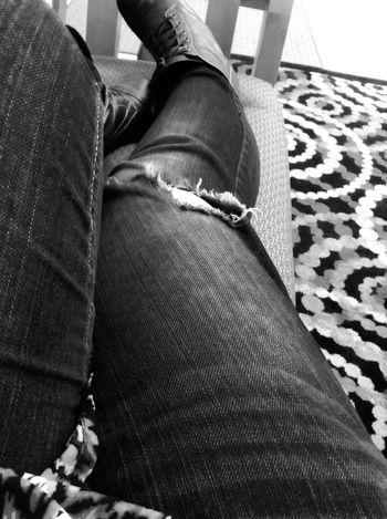 Monochrome From Yesterday  Boots Relaxing