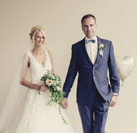 Wir haben geheiratet 👰🏼🤵😬 Wedding Bride Bridegroom Hochzeit Wirhabengeheiratet Baysidescharbeutz