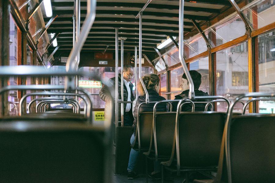 Explore Hk Transportation Public Transportation FUJIFILM X-T1