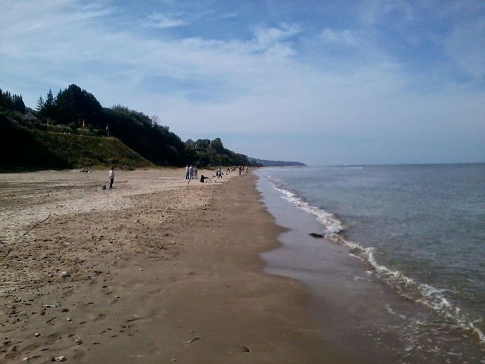 Beachphotography Honfleur