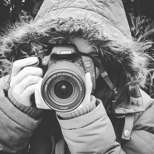 Photography Themes Camera - Photographic Equipment Holding Photographing One Person Photographer MyPrespective Canon 700D Mybabie
