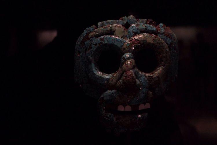 Monkey's Face Maya's Art British Museum