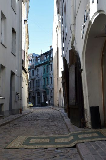 рига Old Buildings Oldtown Riga Architecture Street Photography