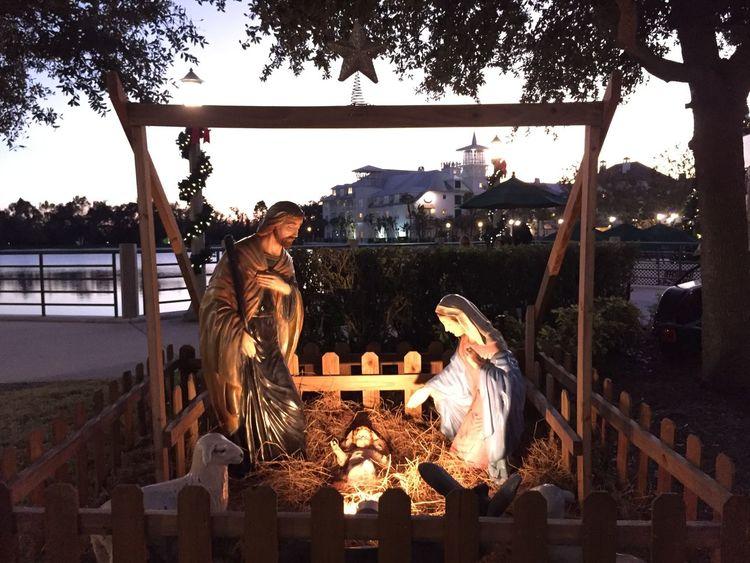 My Winter Favorites NativityScene Christmastime IPS2015Xmas