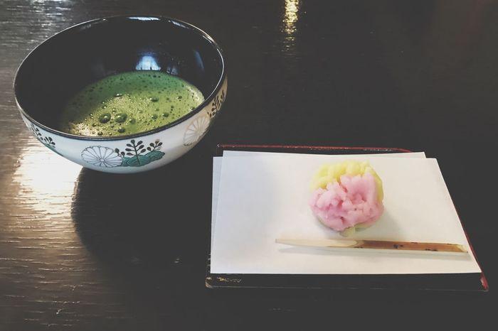Japan Green Tea Tea Ceremony Bowl Matcha Japanese Sweet EyeEm Selects