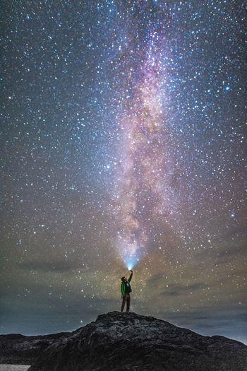 EyeEm EyeEm Best Shots EyeEm Nature Lover EyeEm Selects EyeEm Gallery Light Night Photography Nightphotography Nikon Astronomy Astrophotography Cielo Long Exposure Milky Way Night Night Sky Nikonphotography Star - Space Stars
