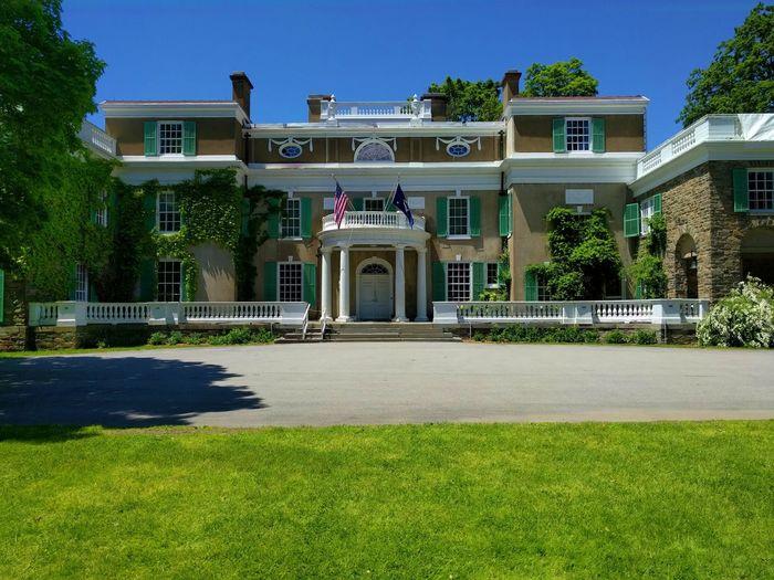 FDR residence -
