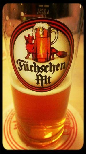 lecker Alt Beer