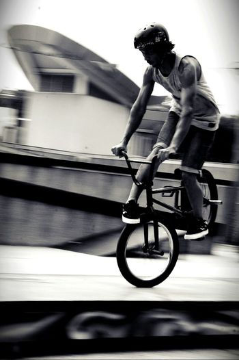 On Your Bike Extreme Sports Bmx