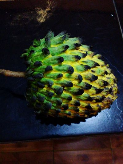 The Biribá is a typical Amazonian fruit of up to 1,600 kg of great flavor. Food No People Indoors  Close-up Day