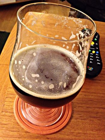 Homebrew Beer Öl