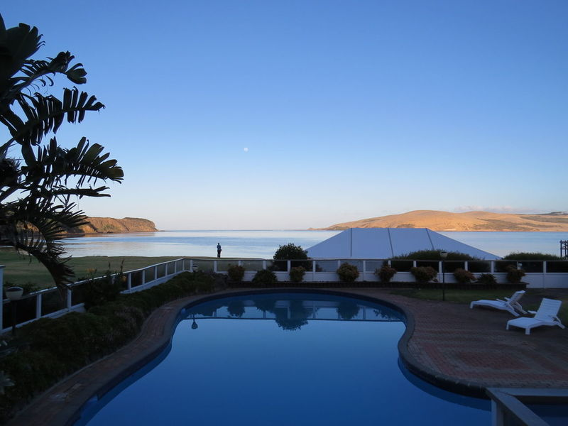 Omapere New Zealand Reflections