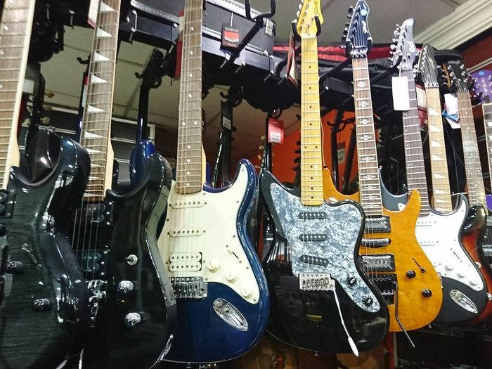 Electric Guitar Guitar Musical Instrument Rock Music Music Arts Culture And Entertainment Musical Instrument String Close-up