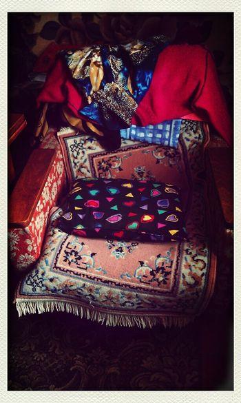 Granny's Armchair
