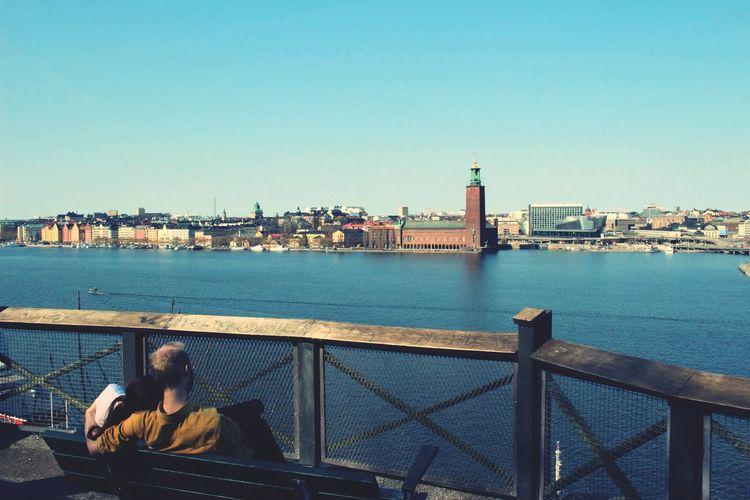 Stockholmstad Stockholm, Sweden Stockholm View EyeEm Best Shots - Landscape Landskap Landscape