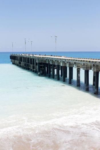 Kolbano Kupang NTT INDONESIA Hot Beach Summer Harbour Port