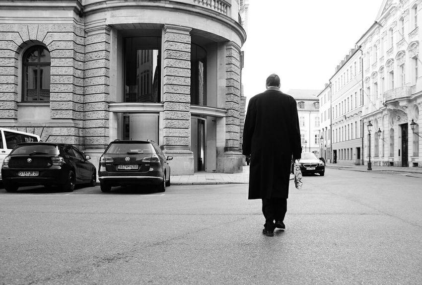 München Munich Streetphotography At Germany EyeEmRussianTeam EyeEm Best Shots - Black + White NEM Black&white Streetphotography EyeEm Best Shots Silhouette Monochrome