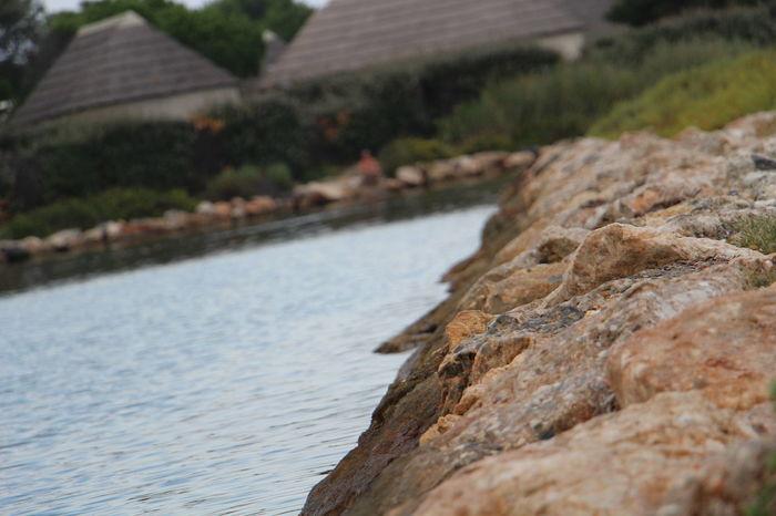 Holidays Life RockBeach Calmdown Fisherman Fishermen's Life River Water