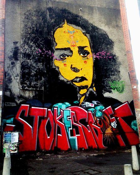 Bristol Stokes Croft Art Streetphotography Street Art Graffiti Walking Around Taking Photos
