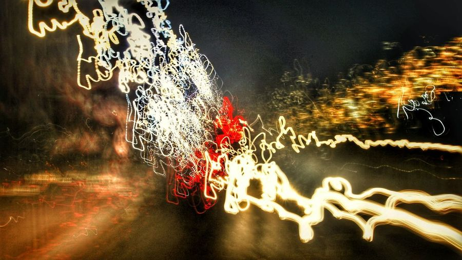 Exploding Abstract Night No People City Illuminated Outdoors Close-up Cityscape City Life Light Photography Digital Painting Digital Paint Light Nightlife Night Lights The Week On EyeEm EyeEmNewHere
