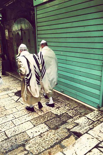 Morning in Jerusalem Morning Rituals Jerusalem Holyland