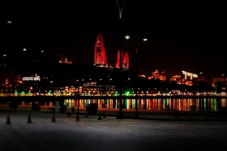 Baku View Azərbaycan Bat Tarz Love Giyim Buitifull Bed Candy See Azerbaijan Baku Dark Ligth And Shadow Manzara Cool Tesla Chocolate Velo Nice View . Night Illuminated Urban Skyline Cityscape Travel Destinations City Skyscraper Building Exterior Sky Red City Life Vacations Multi Colored No People Modern Outdoors Architecture