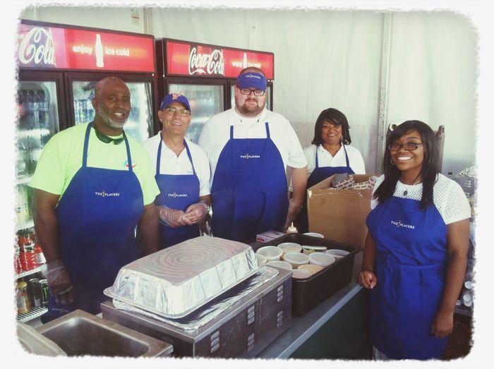 VFE at TPC volunteering day 2 ...
