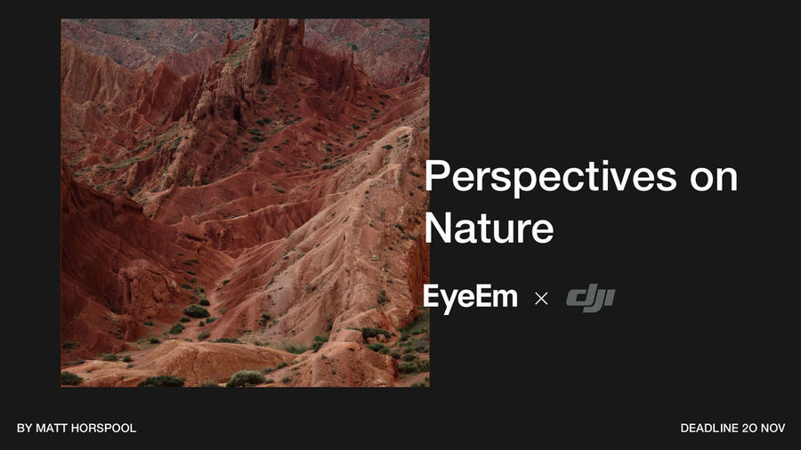 Show us nature from every perspective in our Mission with DJI🌲 A Phantom 4 Pro Drone could be yours → http://eyeem.ai/2lUbaum