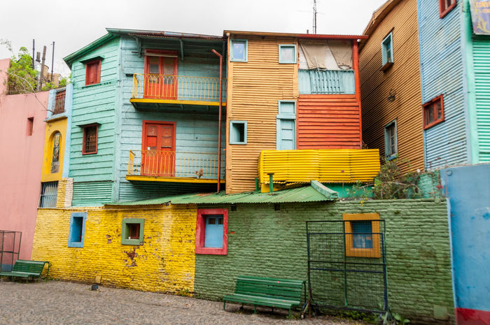 Walking Tour of Famous La Boca in Buenos Aires Architecture Argentina Argentina Photography Boca Buenos Aires Buenos Aires, Argentina  Caminito Caminito, Buenos Aires South America Streetphotography Tango Adventures In The City