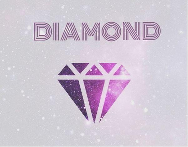Swag By Me Diamond Violet