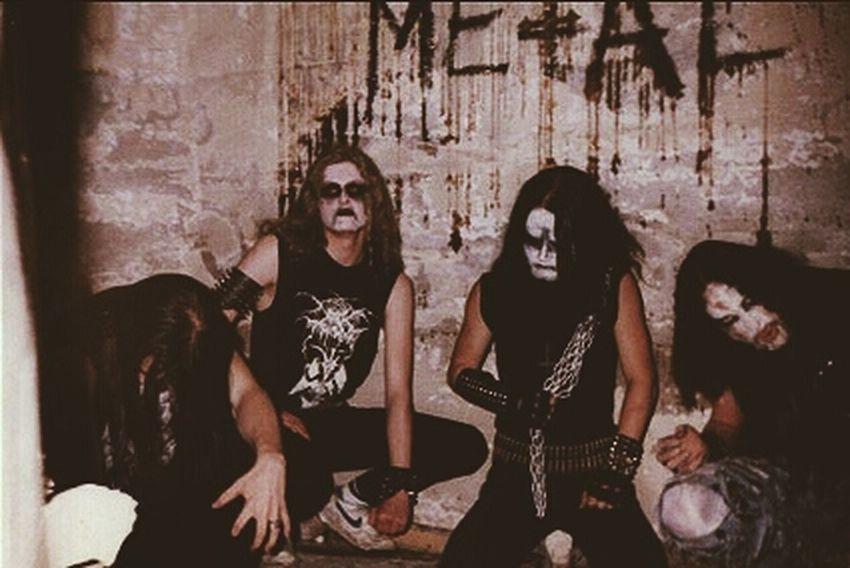 Black Metal Mayhem  Enjoying Life