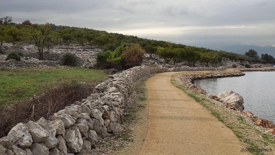 Isola di Cres, lungomare Sea Croatia ♡ Croatia Landscape Sea