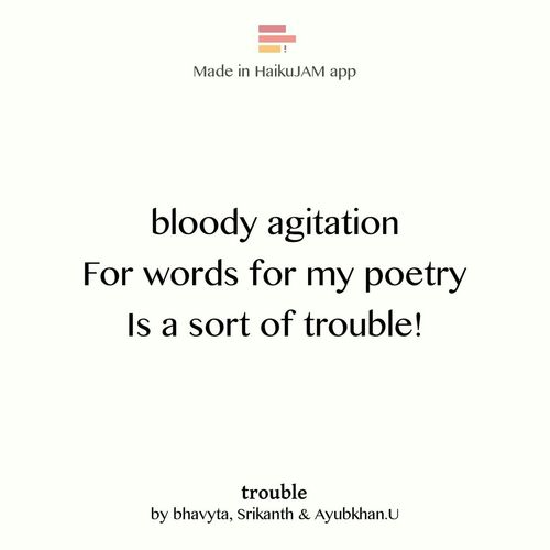 Bloody Agitation