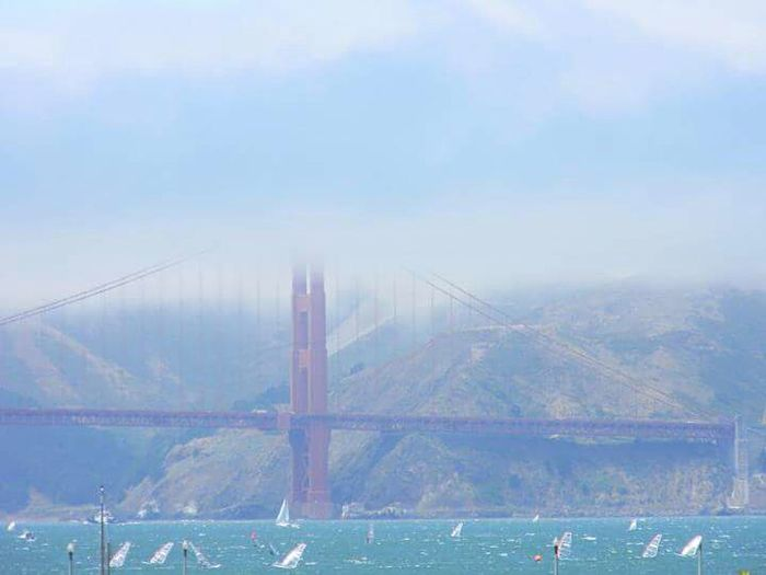 Back when I visited San Fran. Great View GoldenGateBridge Gorgeous Horrible Traffic Vacation California Love California Photography Found On The Roll The Great Outdoors - 2016 EyeEm Awards