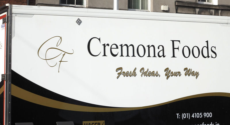 A Taste Of Dublin Cremona Foods Dublin City Irish Food Close-up Communication Day Delivery Lorry Delivery Truck No People Text