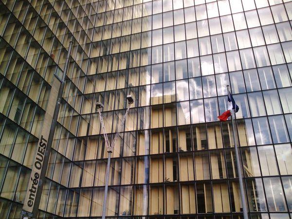 EyeEm Best Shots Movilphotographer Paris, France  Bibliotheque Bibliothèque Nationale De France Arquitecture