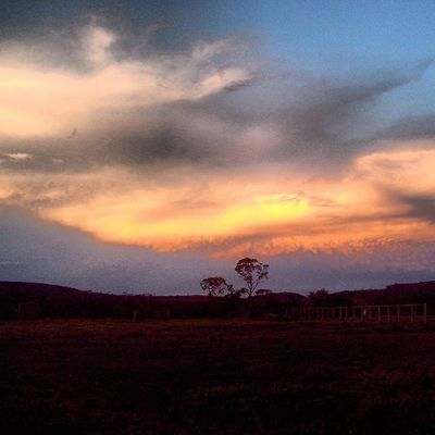 Deontem Sunset Fazenda MG
