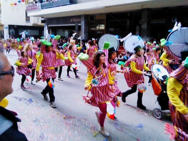 Patras Carnival Carnival Hello World