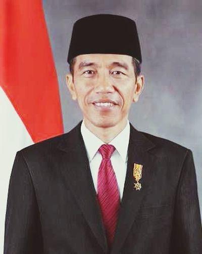 INDONESIA President Popular Photo Portrait Photography Country Wisedom Republic jokowi