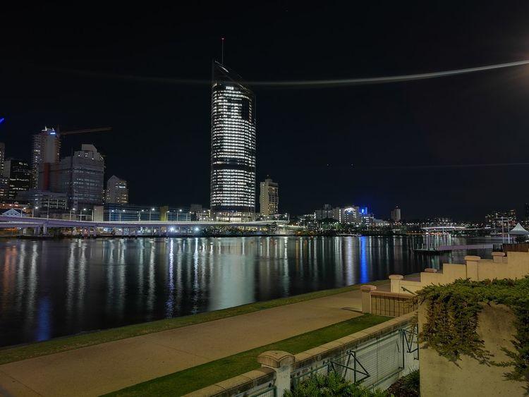 Brisbane Australia Brisbane River Brisbane City