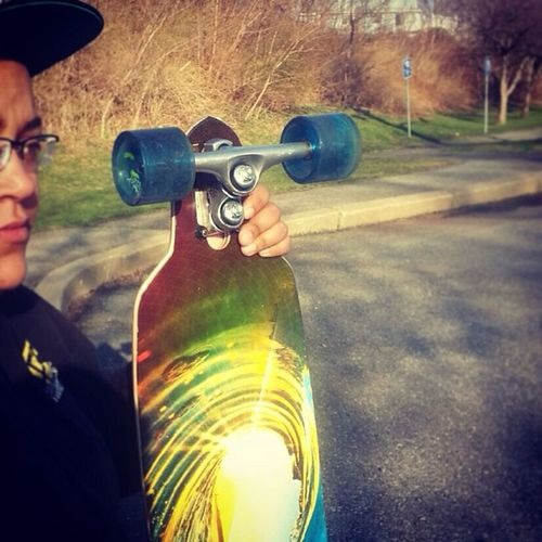 My new Longboard Sector9 Fractal36