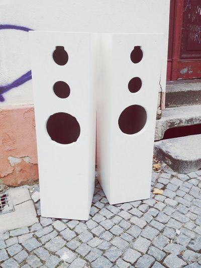 Abandoned Speakers