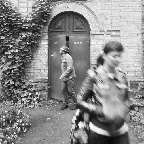 a nightmare on Elm Street The Moment - 2015 EyeEm Awards Streetphoto_bw Streetphotography Maniac