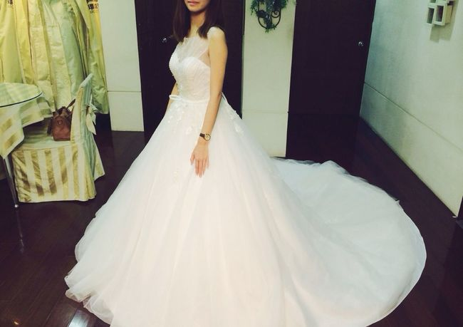 超美阿~我的美娘子 Wedding #Dress Weddingdress